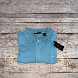 Sean John Polo Shirt Medium NWT